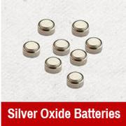 Silver Oxyide Batteries